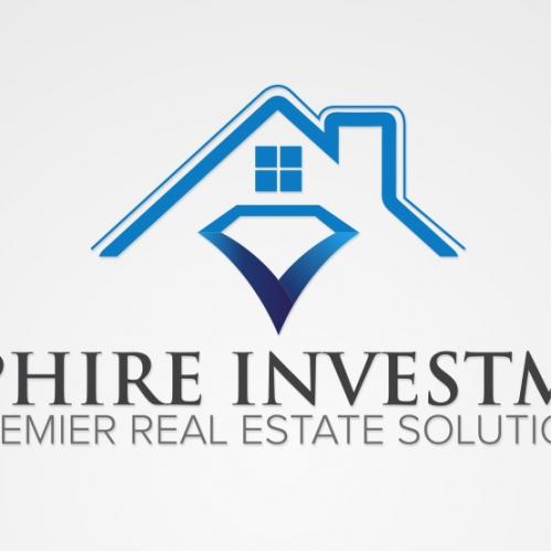 A Logo for a Real Estate Company