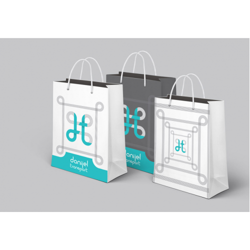 Danijel Transport promotion bags
