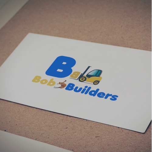 Bob Builders Logo Design
